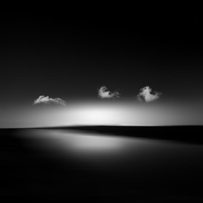 Photographies paysages noir et blanc formats carrés